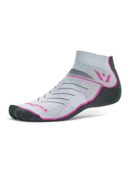 Swiftwick Swiftwick Socks ONE VIBE PW/PK/GY L