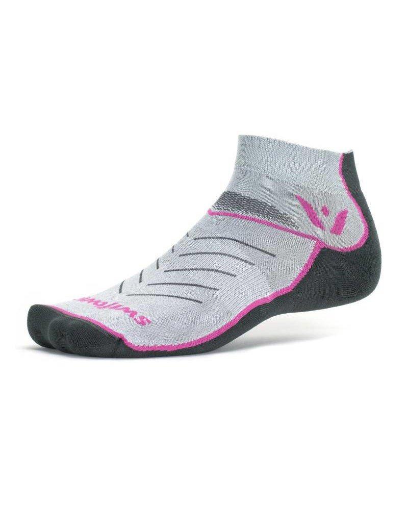 Swiftwick Swiftwick Socks ONE VIBE PW/PK/GY L