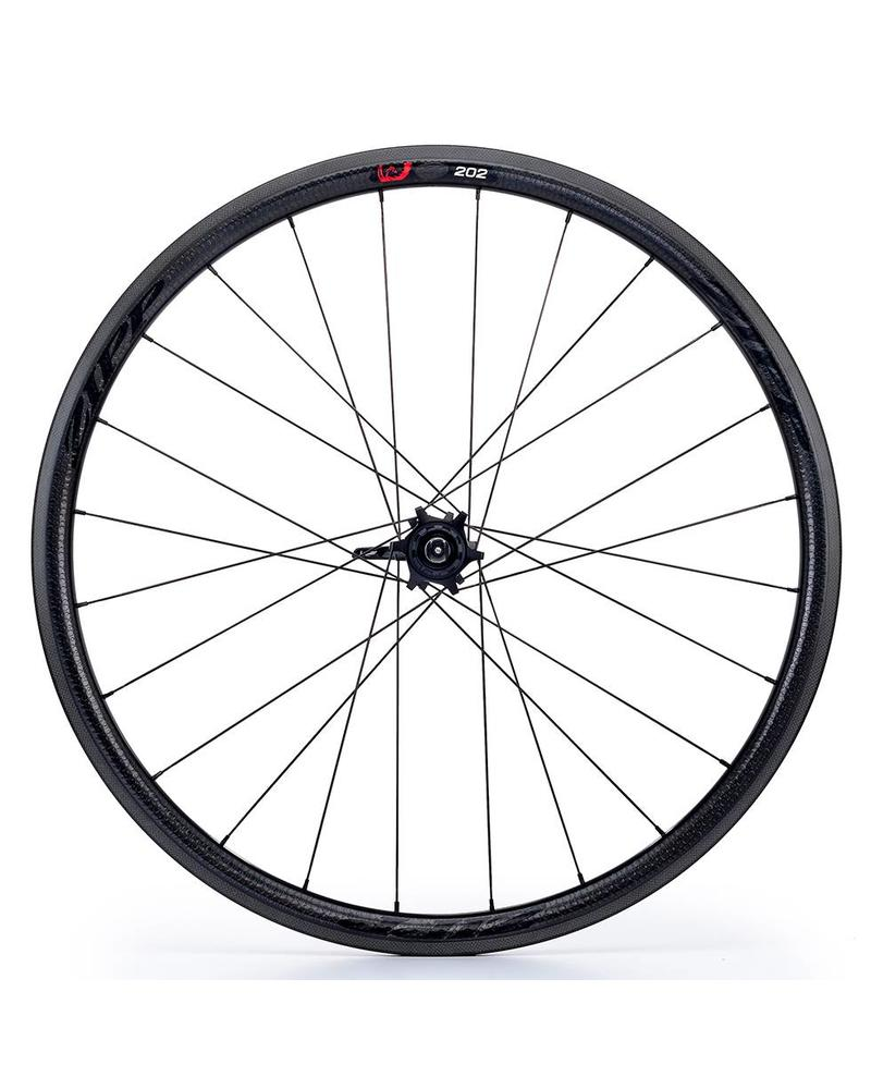 SRAM 202 Firecrest CC Rear 11S SRAM;  Black Decal