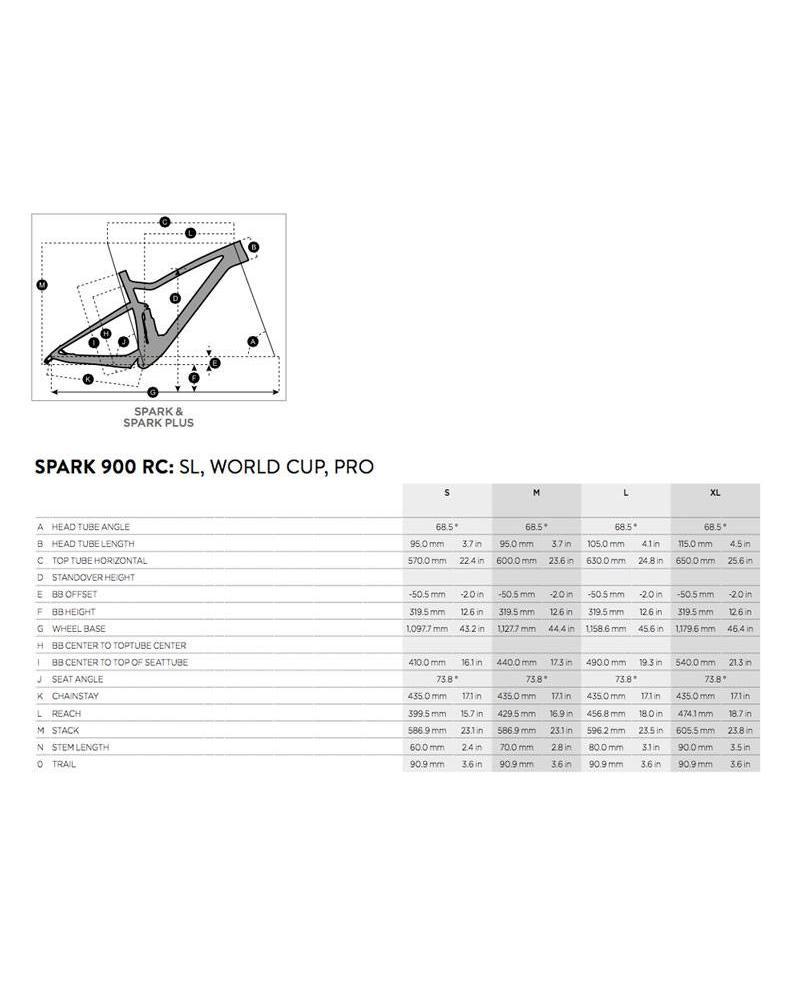 Scott Spark RC 900 Comp