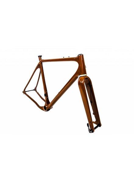 OPEN Cycle U.P. Gravel Frameset - Floormodel Brown Large/56