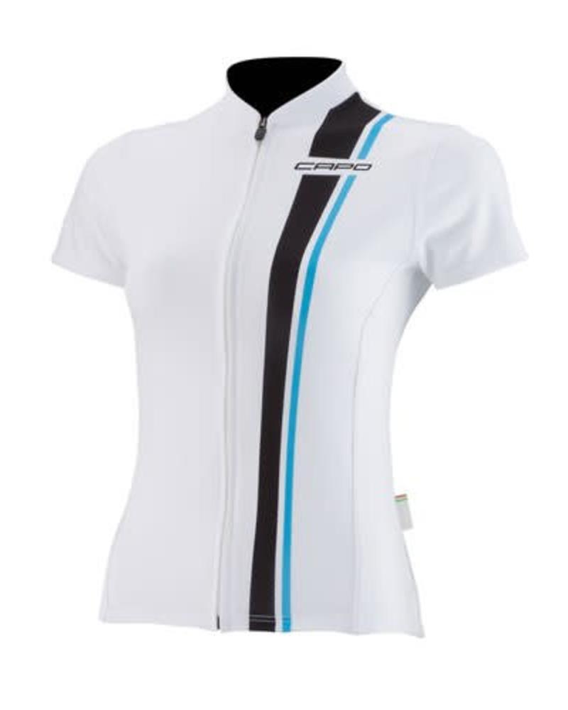 Capo Capo Modena Donna Jersey White XS