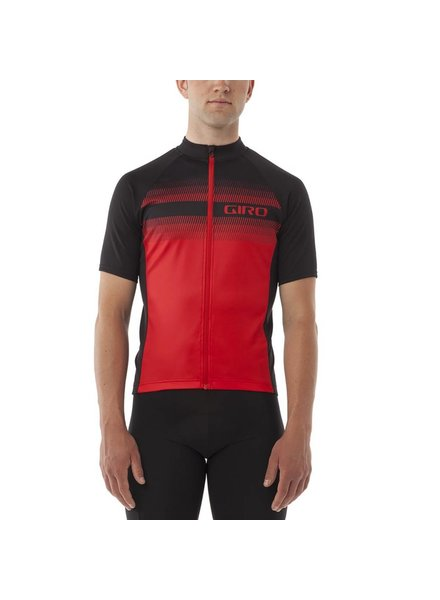 Giro Chrono Sport Jersey Bright Red Ripper MD