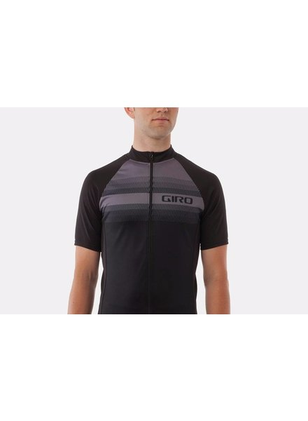 Giro Chrono Sport Jersey Black Ripper MD