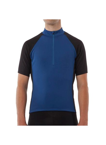 Giro Chrono Sport 1/2 Zip Monaco Blue MD