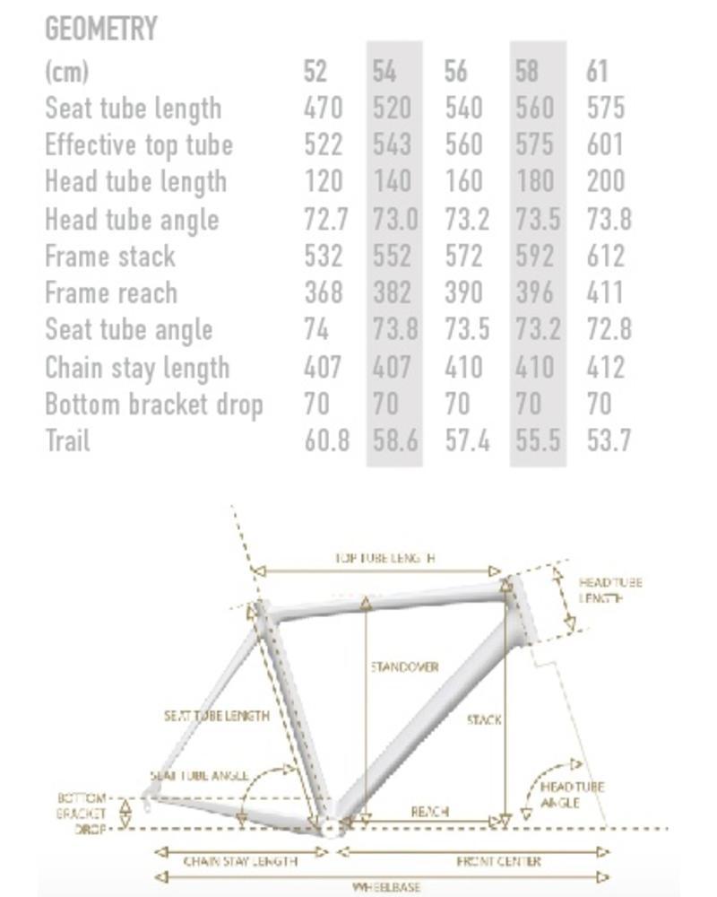 Alchemy Atlas Disc 9170 Bike