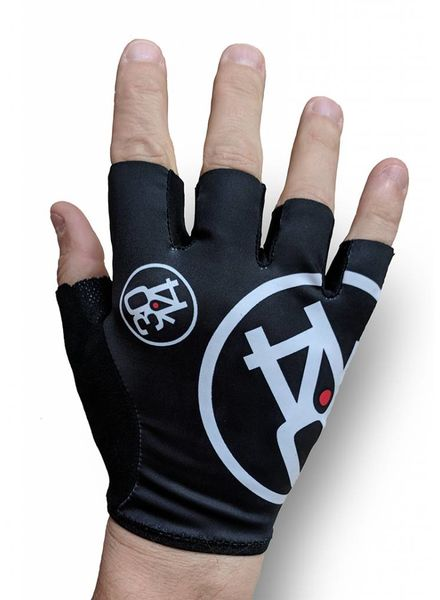 3014 Black TriColore Gloves