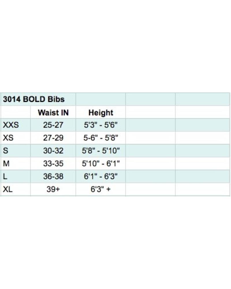 3014 BOLD CF Bib