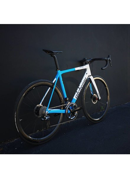 Alchemy Atlas 56cm Di2 9170 Disc - Custom Blue/White