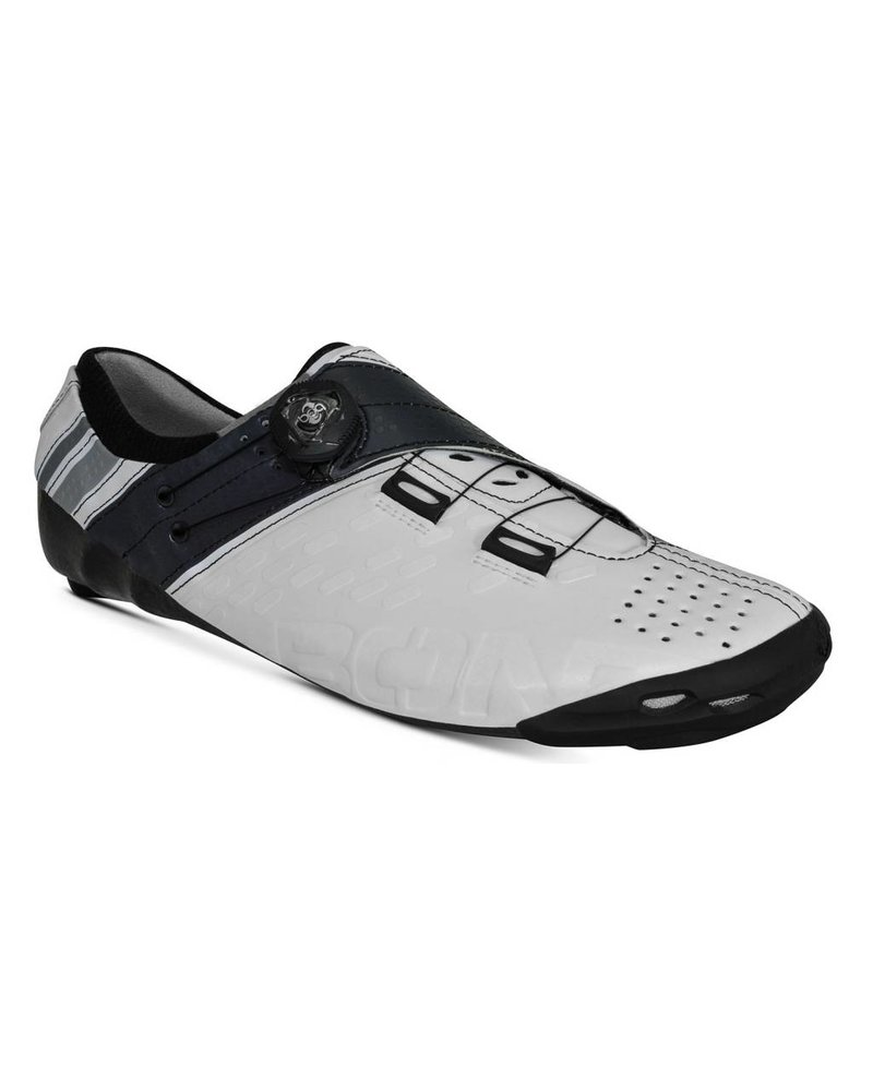 Bont Helix White/Charcoal 46