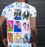 Colour By Icons Tshirt