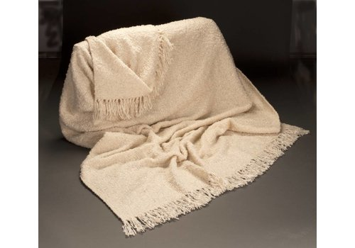 Natural Cottage Throw
