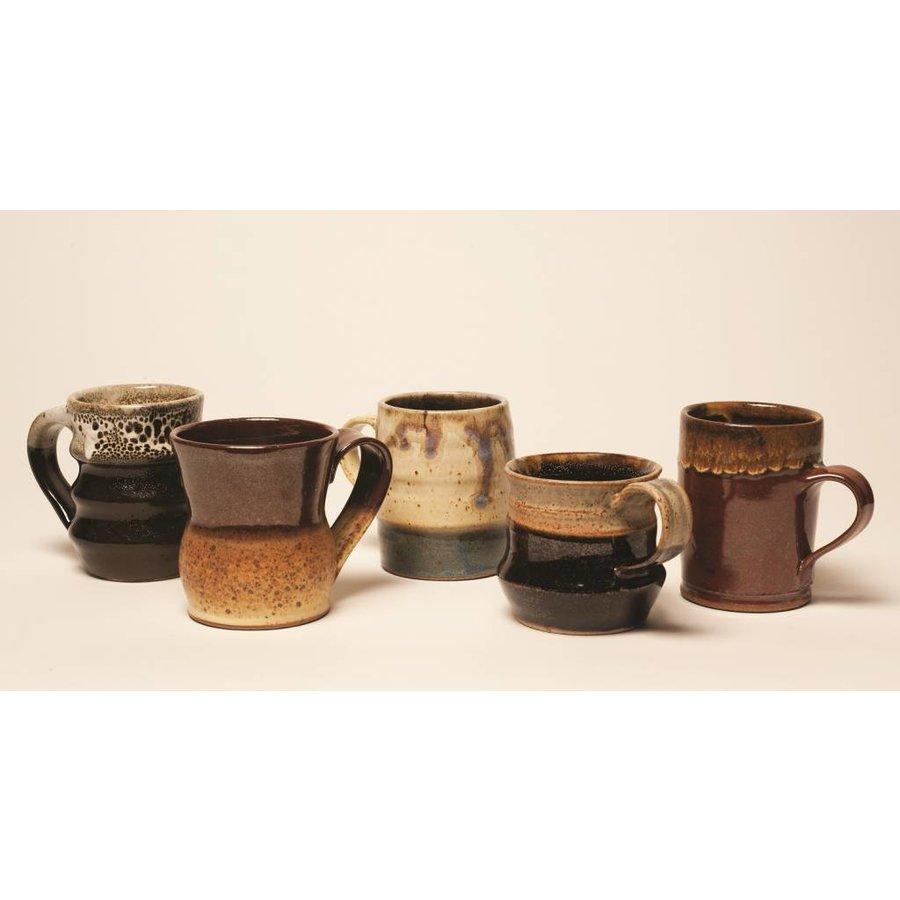 Handled Mug, 8 oz.