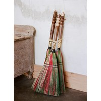 Yuletide Broom