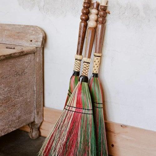 Yuletide Broom