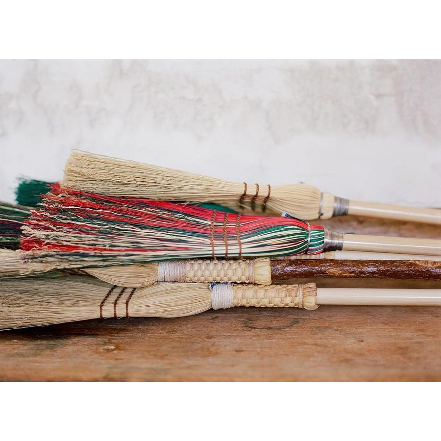 Shaker Braid Broom