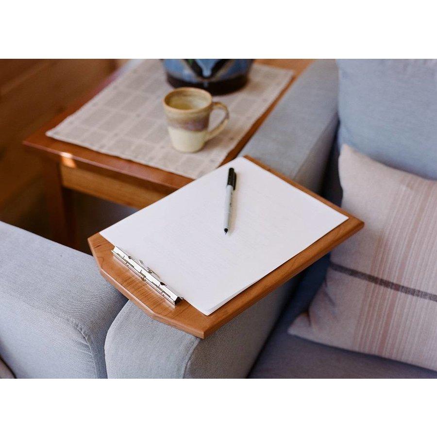 Letter Clip Board, Cherry (3 lbs)