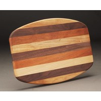 Daily Use Cutting Boards Boat Shape (3 lbs)