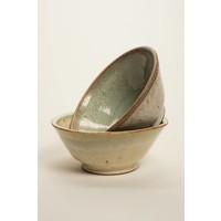 Ceramics Snack Bowl 7X4''
