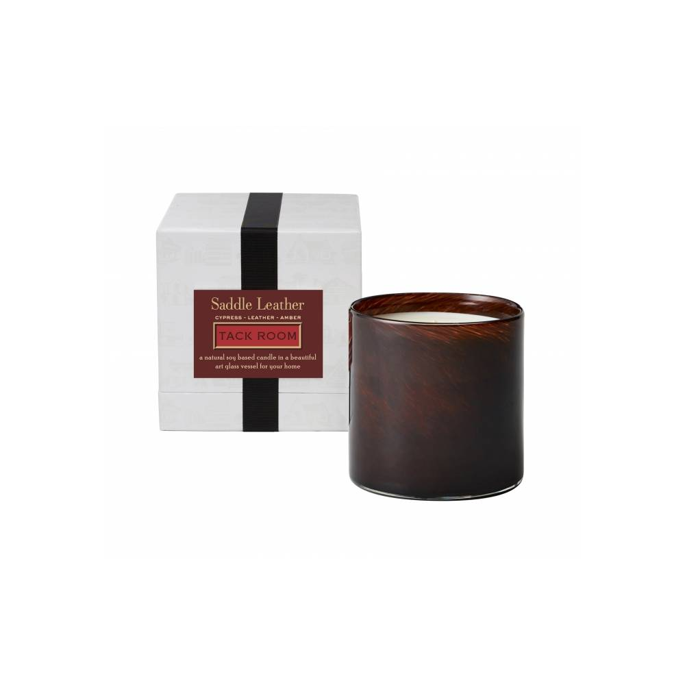 Saddle Leather - Tack Room Candle