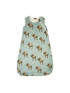 Sleep Sack | Bag - Bow Tie Moose 0-6 Months