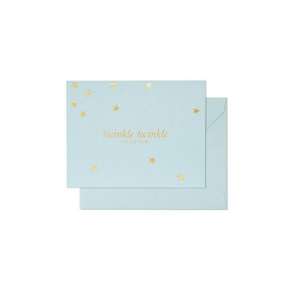 Twinkle Twinkle Baby Card