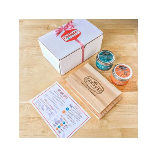 Hot Shot Gift Set