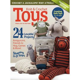 Interweave Knit and Crochet Toys