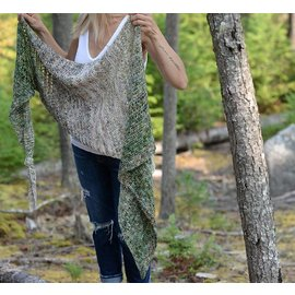 Wander Freely Crocheted Fade Shawl  November 7th and 21st 2017  7-9pm