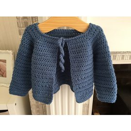 Tangent Crocheted Cardigan Classes - Feb17th & March 3rd  2-4pm
