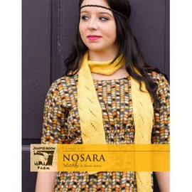Nosara Scarf Pattern Leaflet