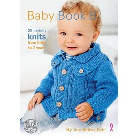 King Cole Baby Book 8