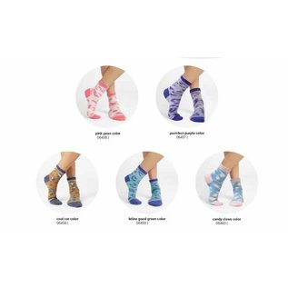 Wool and the Gang Kinda Magic Socks