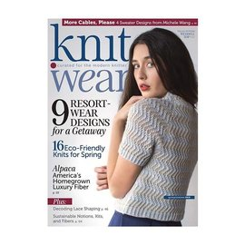 Knit Wear Magazine Spring/Summer 2018