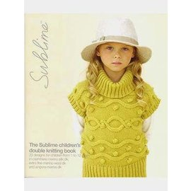 Sublime Children's Double Knitting Book
