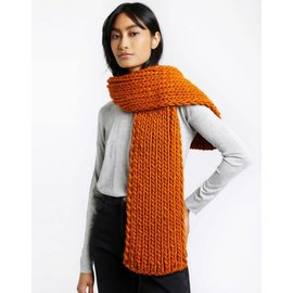 Pattern WOOL AND THE GANG Whistler Scarf
