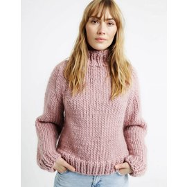 Pattern WOOL AND THE GANG Eden Jumper