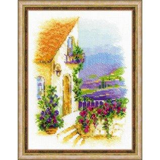 RIOLIS Riolis Cross Stitch Kit - 1689 Provence Street
