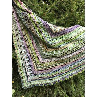 Lost in time Crecheted Shawl  Tuesday October 9th & 23rd  7-9pm