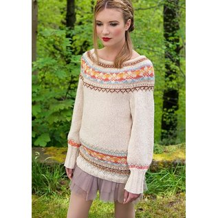 Edelweiss Sweater in Trenzar