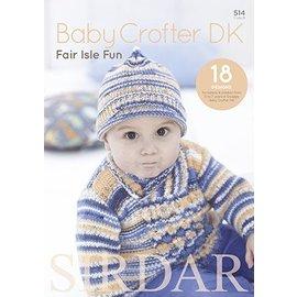 Sirdar Baby Crofter DK Book