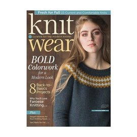 Knit Wear Magazine Fall Winter 2018