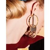 Monica Sordo Silencio Earrings