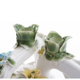 "Seletti Ceramic Flower Candle Holder ""Flower Attitude"" - The Chainsaw"