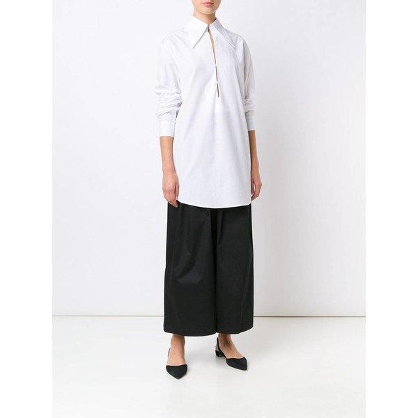 Tome Cotton Deep-V Collar Tunic