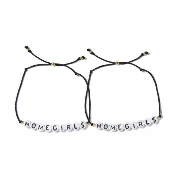 Venessa Arizaga Homegirls Bracelet Set (Black)