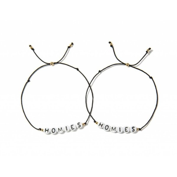 Venessa Arizaga Homies Bracelet Set