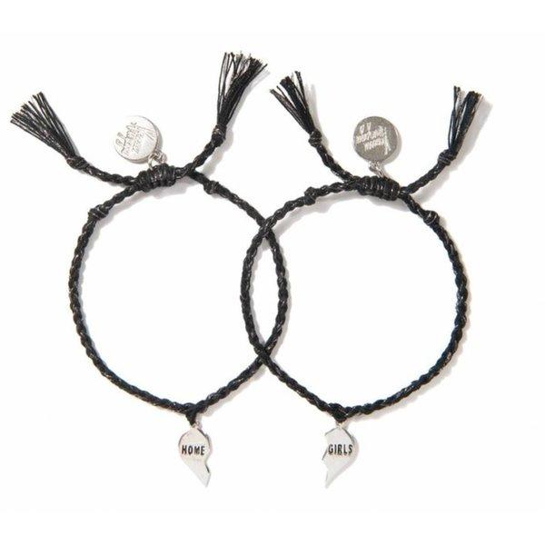 Venessa Arizaga Home Girls Bracelet Set (Black)