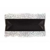 Nathalie Trad Neptune Chamber Cracking Shell Clutch