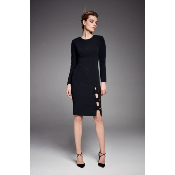La Mania Antares 2 Short Dress